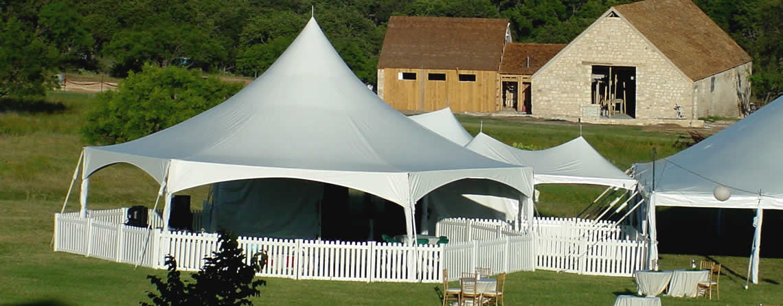 Hex Marquee 40ft