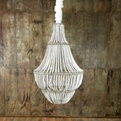 "1 Light Bohemian Elegance  56""h x36""w"