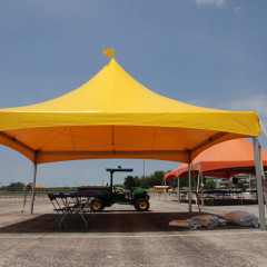 20X20 YELLOW MARQUEE