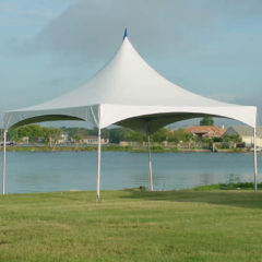 20x20 White Marquee